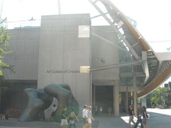 Art Gallery of Ontario company