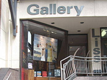 Liss Gallery Logo