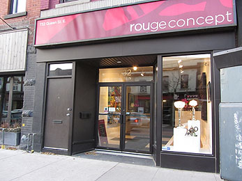 Rouge Concept Gallery Inc company